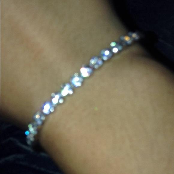 Diamond Jewelry Tennis Bracelet Men Womens Ice Out Lab